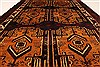 Baluch Beige Hand Knotted 42 X 65  Area Rug 250-28786 Thumb 4