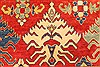Kazak Red Hand Knotted 1110 X 146  Area Rug 250-28793 Thumb 10