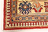 Kazak Red Hand Knotted 1110 X 146  Area Rug 250-28793 Thumb 1