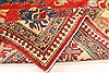 Kazak Red Hand Knotted 1110 X 146  Area Rug 250-28793 Thumb 6