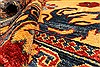 Kazak Yellow Hand Knotted 119 X 159  Area Rug 250-28794 Thumb 7