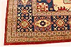 Heriz Red Hand Knotted 116 X 148  Area Rug 250-28796 Thumb 10