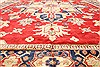 Heriz Red Hand Knotted 116 X 148  Area Rug 250-28796 Thumb 3