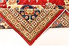 Heriz Red Hand Knotted 116 X 148  Area Rug 250-28796 Thumb 5