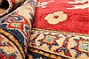 Heriz Red Hand Knotted 116 X 148  Area Rug 250-28796 Thumb 6