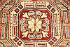 Kazak Red Hand Knotted 117 X 159  Area Rug 250-28800 Thumb 10