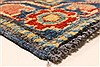 Kazak Red Hand Knotted 117 X 159  Area Rug 250-28800 Thumb 12