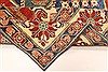 Kazak Red Hand Knotted 117 X 159  Area Rug 250-28800 Thumb 6