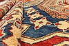 Kazak Red Hand Knotted 117 X 159  Area Rug 250-28800 Thumb 7