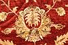 Pishavar Beige Hand Knotted 1110 X 153  Area Rug 250-28802 Thumb 10