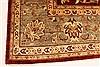 Pishavar Beige Hand Knotted 1110 X 153  Area Rug 250-28802 Thumb 1