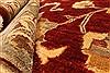 Pishavar Beige Hand Knotted 1110 X 153  Area Rug 250-28802 Thumb 7