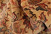 Tabriz Red Hand Knotted 90 X 118  Area Rug 100-28803 Thumb 1