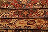 Tabriz Red Hand Knotted 90 X 118  Area Rug 100-28803 Thumb 4