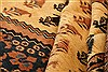 Baluch Yellow Hand Knotted 83 X 111  Area Rug 100-28805 Thumb 2