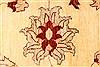 Pishavar Beige Hand Knotted 127 X 1510  Area Rug 250-28814 Thumb 11
