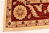 Pishavar Beige Hand Knotted 127 X 1510  Area Rug 250-28814 Thumb 1