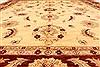 Pishavar Beige Hand Knotted 127 X 1510  Area Rug 250-28814 Thumb 4