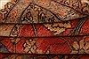 Oushak Red Hand Knotted 93 X 120  Area Rug 100-28816 Thumb 5