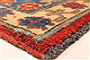 Kazak Red Hand Knotted 117 X 148  Area Rug 250-28827 Thumb 7