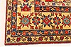 Kazak Red Hand Knotted 117 X 148  Area Rug 250-28827 Thumb 8