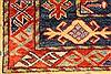 Kazak Yellow Hand Knotted 144 X 208  Area Rug 250-28829 Thumb 6