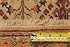 Kayseri Orange Hand Knotted 80 X 114  Area Rug 100-28840 Thumb 5