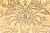 Pishavar Beige Hand Knotted 120 X 203  Area Rug 250-28843 Thumb 2