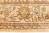 Pishavar Beige Hand Knotted 120 X 203  Area Rug 250-28843 Thumb 3