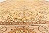 Pishavar Beige Hand Knotted 120 X 203  Area Rug 250-28843 Thumb 4