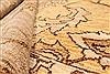 Pishavar Beige Hand Knotted 120 X 203  Area Rug 250-28843 Thumb 7