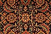 Herati Brown Hand Knotted 27 X 40  Area Rug 250-28855 Thumb 3