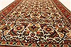 Herati Beige Hand Knotted 27 X 40  Area Rug 250-28940 Thumb 1