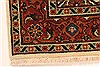 Herati Beige Hand Knotted 27 X 40  Area Rug 250-28940 Thumb 6