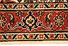 Herati Beige Hand Knotted 27 X 40  Area Rug 250-28940 Thumb 8