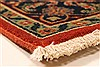 Herati Green Hand Knotted 26 X 311  Area Rug 250-28962 Thumb 8