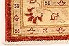 Pishavar Beige Hand Knotted 27 X 311  Area Rug 250-28965 Thumb 1