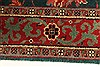 Semnan Red Hand Knotted 25 X 44  Area Rug 250-28966 Thumb 2
