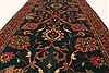 Semnan Red Hand Knotted 25 X 44  Area Rug 250-28966 Thumb 3