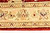 Pishavar Beige Hand Knotted 28 X 42  Area Rug 250-28968 Thumb 3