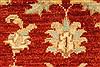 Pishavar Beige Hand Knotted 28 X 42  Area Rug 250-28968 Thumb 7
