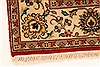 Isfahan Beige Hand Knotted 28 X 41  Area Rug 250-28975 Thumb 1