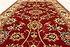 Isfahan Beige Hand Knotted 28 X 41  Area Rug 250-28975 Thumb 4