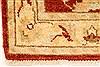 Pishavar Beige Hand Knotted 28 X 311  Area Rug 250-28977 Thumb 6