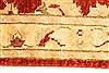 Pishavar Beige Hand Knotted 28 X 311  Area Rug 250-28977 Thumb 8