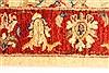 Pishavar Beige Hand Knotted 29 X 311  Area Rug 250-28980 Thumb 3