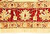 Pishavar Beige Hand Knotted 29 X 40  Area Rug 250-28982 Thumb 3