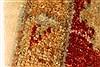 Pishavar Beige Hand Knotted 29 X 40  Area Rug 250-28982 Thumb 7
