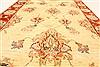 Pishavar Beige Hand Knotted 26 X 45  Area Rug 250-28984 Thumb 4
