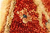 Pishavar Beige Hand Knotted 26 X 45  Area Rug 250-28984 Thumb 7